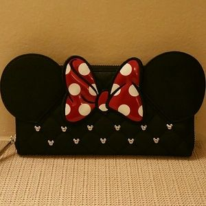 Loungefly X Minnie Wallet